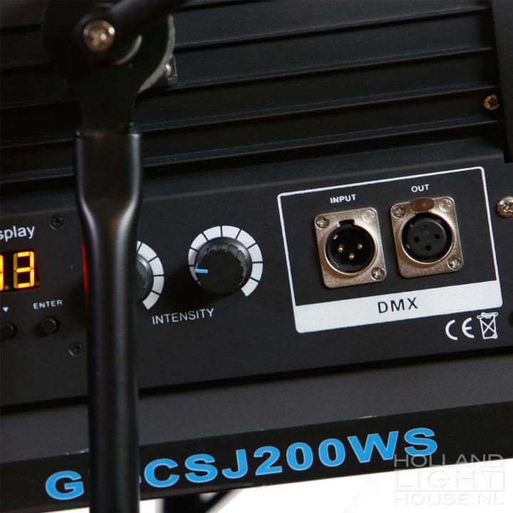 GL-CSJ200WS FRESNEL SPOT DETAIL