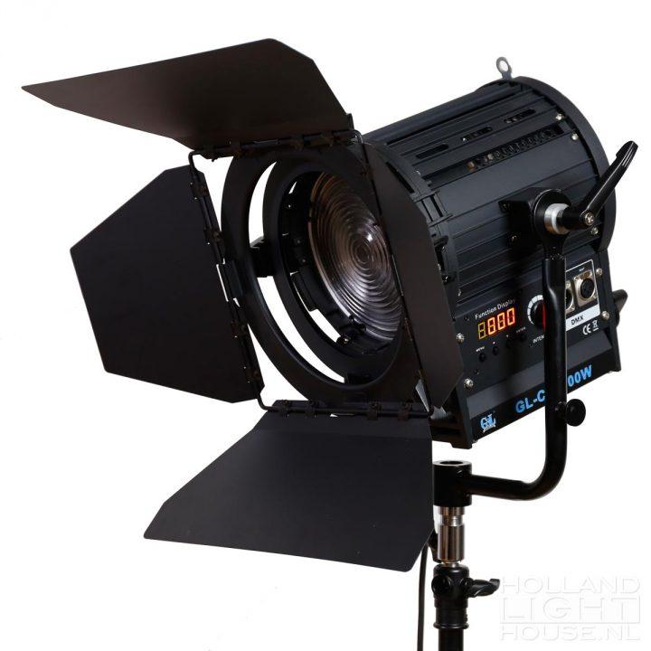 GL-LED100WS Fresnel biocolor DMX