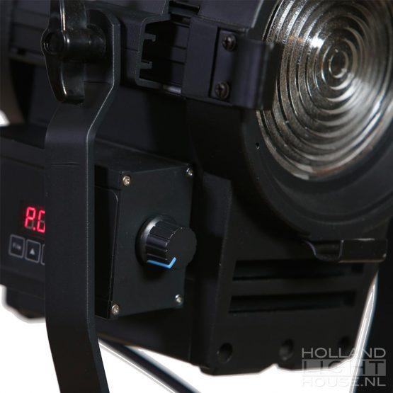 GL-LED70WAD DMX FRESNEL SPOT VOOR