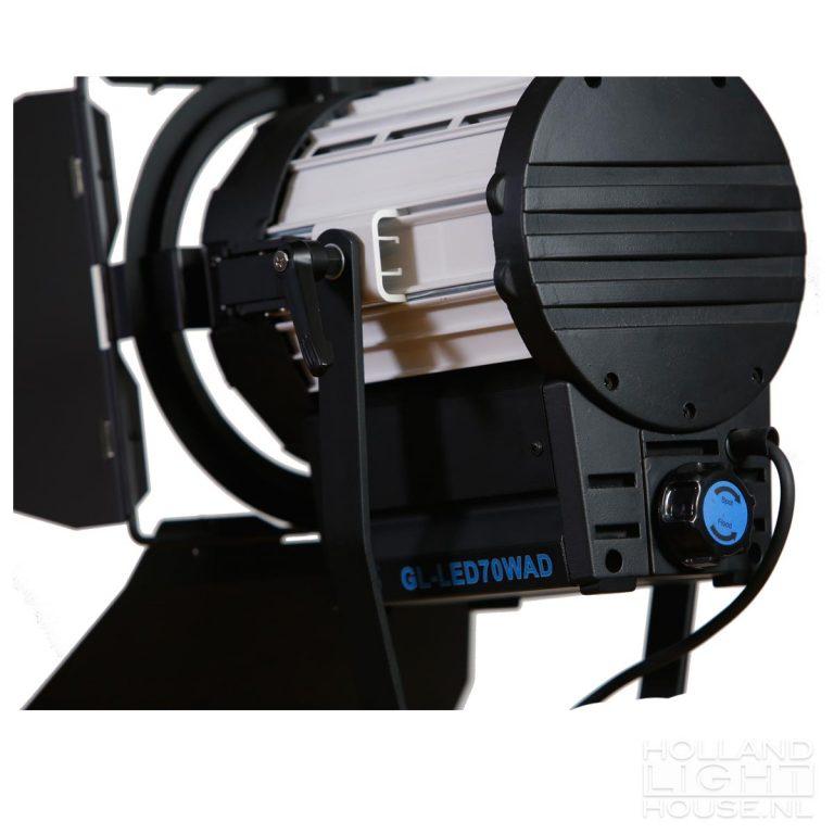 GL-LED70WAD FRESNEL SPOT DETAIL LINKS