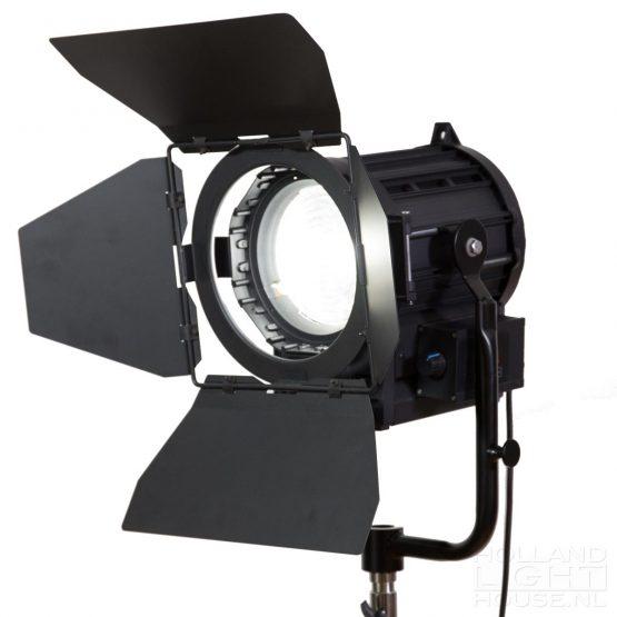 GL-LED70WAD Fresnel DMX aan