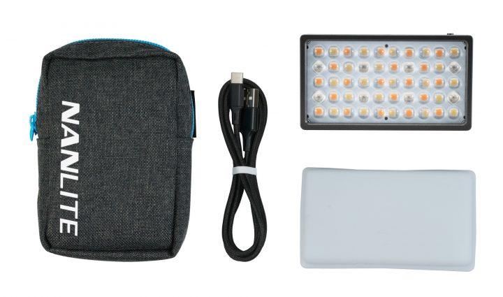 Nanlite 5C accessoires
